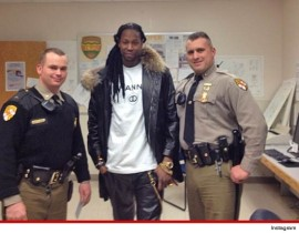 2Chainz and Cops