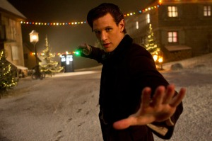 ***UNDER STRICT EMBARGO UNTIL 00.01 ON 11 DECEMBER, 2013 GMT***DOCTOR WHO XMAS SPECIAL 2013