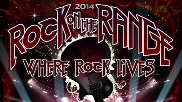 2014 Rock on the Range Line Up Unveiled