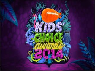 Nickelodeon's Kids' Choice Awards is one of the few awards show ...