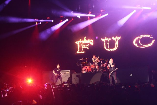 West Palm Beach, FL (Aug. 5) - Blink-182 at the Perfect Vodka Amphitheater