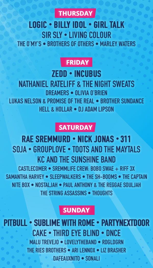 LINEUP-Email2018